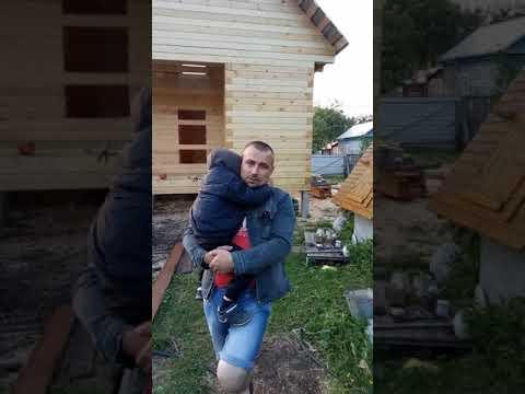 Отзыв о строительстве дома из бруса в Твери