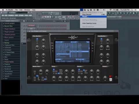 nexus trap expansion 50 presets free download