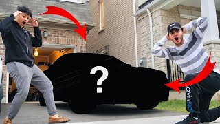 SUNNY JAFRY GOT A NEW CAR **SURPRISE**
