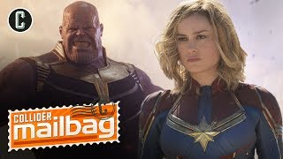 What If Captain Marvel Turns to Dust Too? - Mailbag