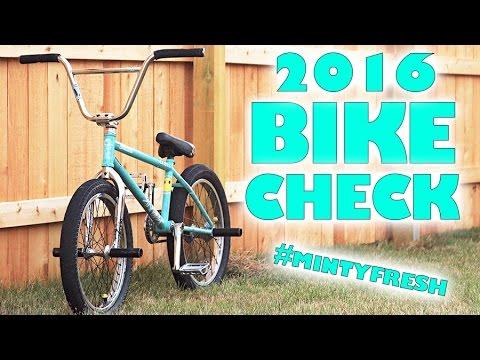 Ryan Needle   2016 Bike Check