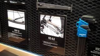 Park Debuts New Mavic Bike Tools - BikemanforU INTERBIKE 2011 Las Vegas