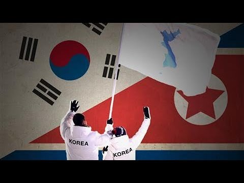 How North and South Korea Came to March Under One Flag