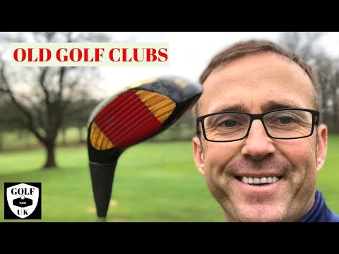 CAN YOU USE OLD GOLF CLUBS- PERSIMMON WOODS -PING EYE 2 IRONS