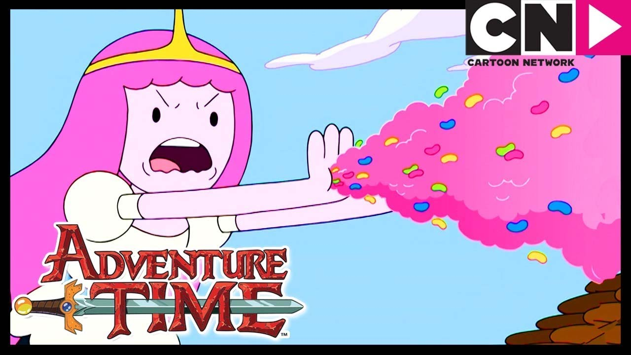 Adventure Time Princess Day adventure time | jelly beans have power | cartoon network