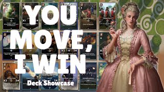 You Move, I Win Marie Antoinette | Deck Showcase Episode 06