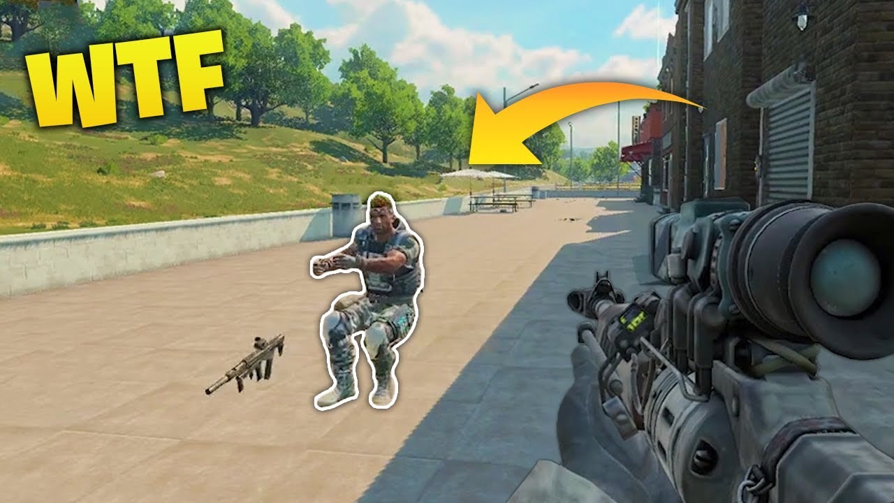 Blackout Funny Fails and Epic Wins! #2 (Blackout Battle Royale Funny Moments)