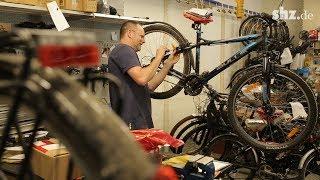 Am Limit: Proppenvolle Fahrradwerkstätten in Schleswig-Holstein