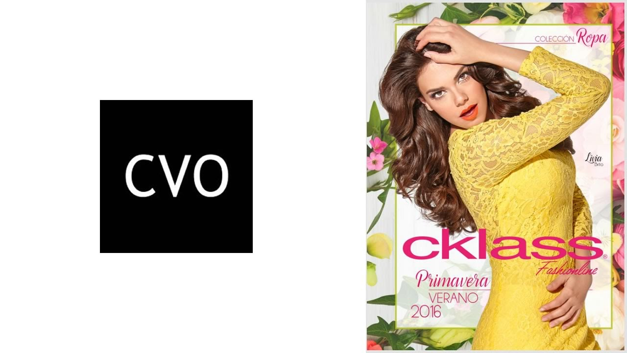 cat logo cklass fashionline primavera verano 2016 youtube