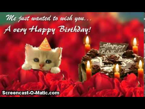 Happy Birthday by 123Greetings com YouTube – 123 Greetings Birthday Cards