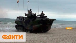 НАТО провело учения в Балтийском море: участники, техника и задачи