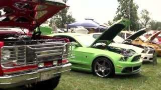 SI Car News Visits Memory Lane Auto Fest in Harrisburg, IL