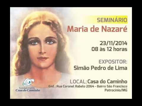 Seminário Maria de Nazareth, Simão Pedro de Lima