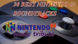 �������� ���� 30 Best Nintendo 64 Soundtracks - N64 Music Tribute ������
