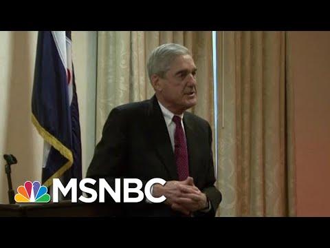 Mueller's Bombshell: Trump