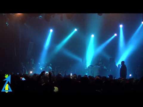 French Montana @ Le Bataclan, Paris - November 25, 2013 [FULL CONCERT]
