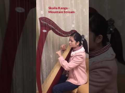 【ABRSM Harp Exam G2 C3】Minstrel's Gallery - Mountain Stream / Salvi Mia
