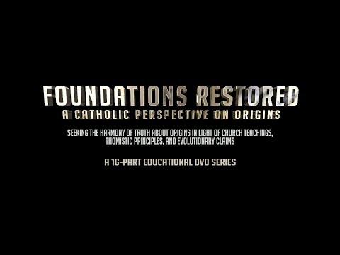 Foundations Restored ~ Kolbe Center DVD Series