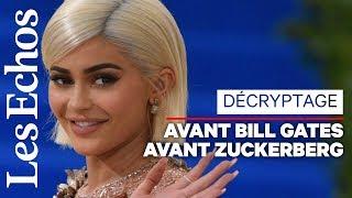 Moi Kylie Jenner, 21 ans, plus jeune milliardaire de l'histoire