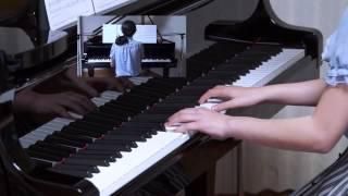 2015年5月9日 録画、 使用楽譜;ぷりんと楽譜.