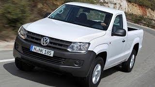 Volkswagen Amarok 2010 пикап