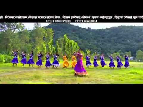 Malai Chaubandi Choli Le Ramri Dekhiyo Nepali Music Video.mp4