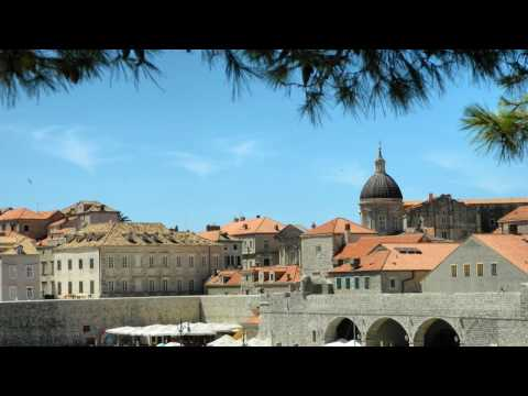Travelling in Montenegro 2016 - Excursion to Dubrovnik, Croatia - episod 6 /HD/