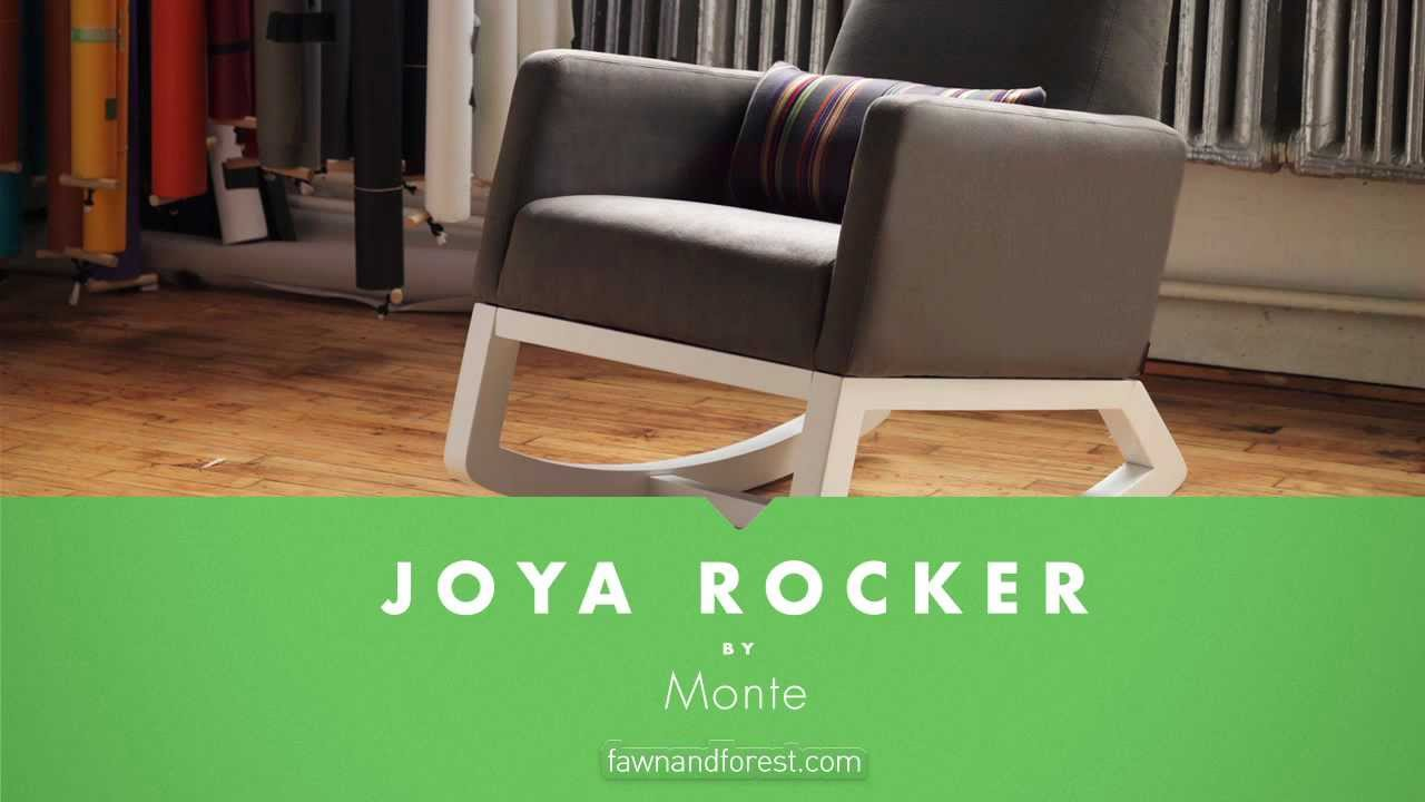 Monte Joya Rocker   The Joya Rocker At Fawnandforest.com