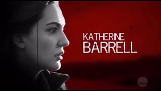 #WynonnaEarp Season 3 Intro Credits with Katherine Barrell