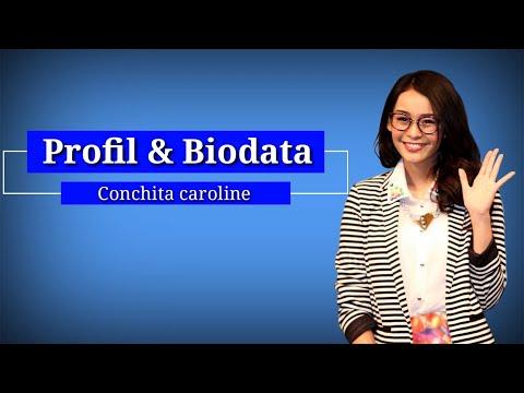 Complete profile and artist biodata conchita caroline