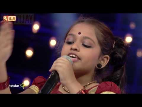 Super Singer Junior - Elantha Payam by Riya