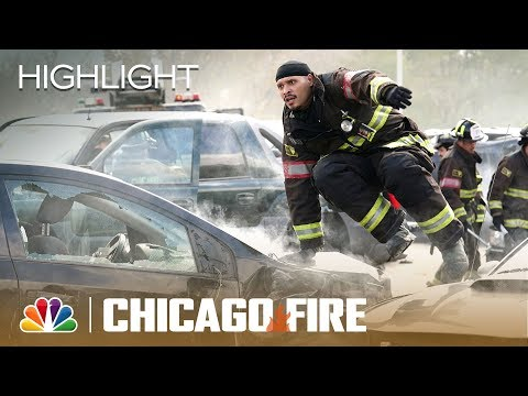 Highway Pileup - Chicago Fire (Episode Highlight)