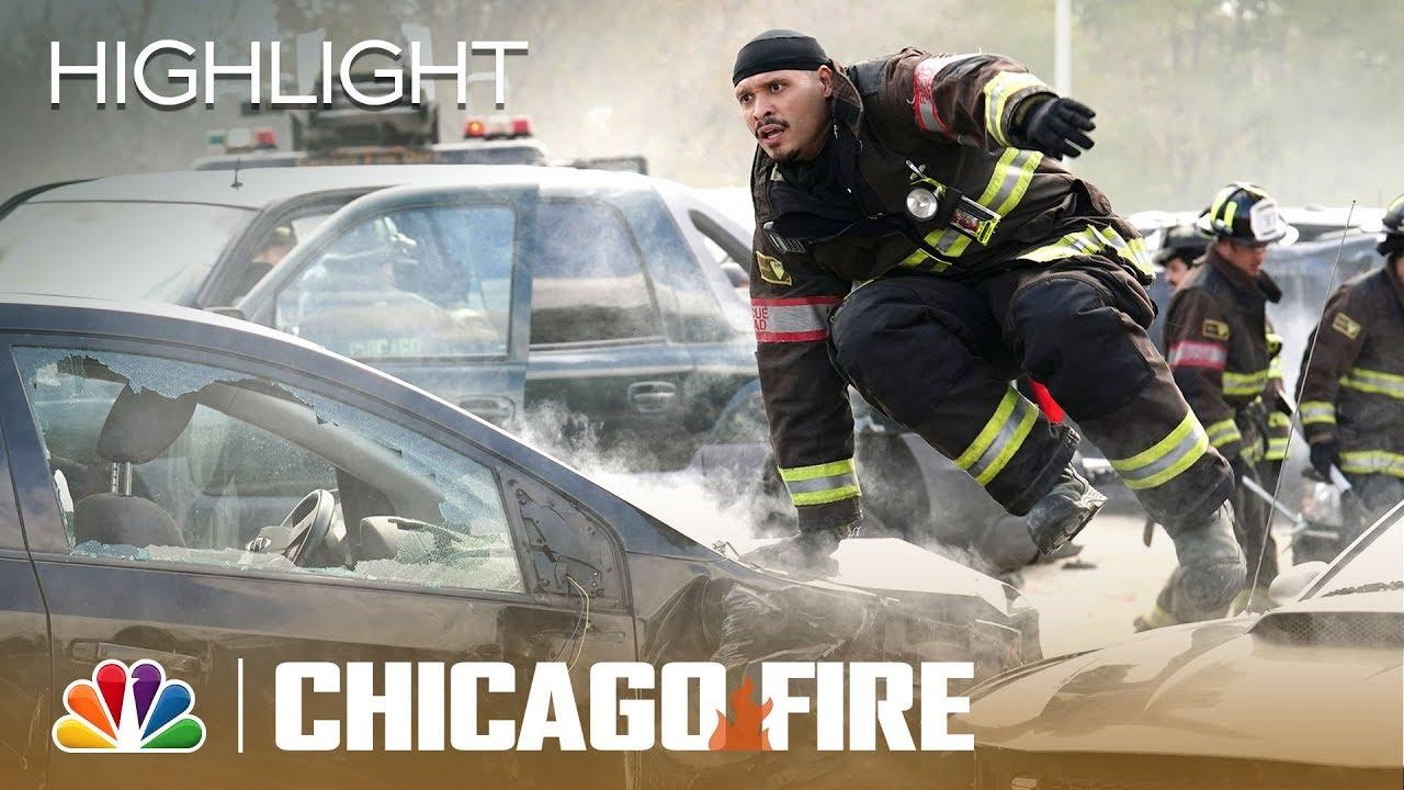 Highway Pileup - Chicago Fire (Episode Highlight)