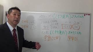 NHKから国民を守る党とれいわ新撰組の政党助成金を比べてみました