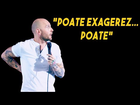 BORDEA   Poate exagerez... Poate   Stand-up comedy