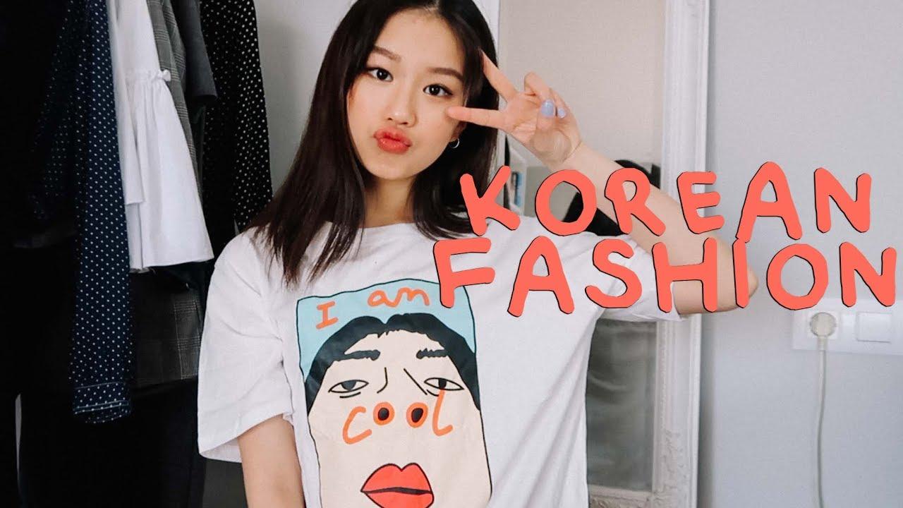 KOREAN FASHION HAUL | Yesstyle - YouTube