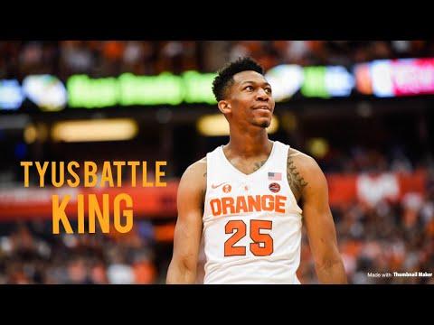 Tyus Battle 2018 Syracuse Hype Video || PROVEN || King (ft. Meek Mill)