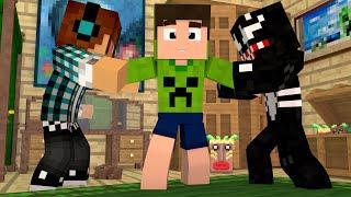 Minecraft: AUTHENTIC VS VENOM EXTREME !! - ( Batalha de Youtubers)
