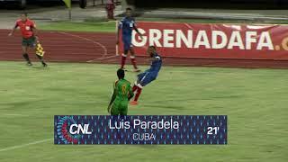 CNL 2018: Grenada vs Cuba Highlights