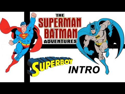 """Superman Batman Adventures"" Superboy Intro"