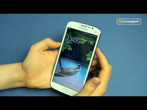 Видео обзор Samsung Galaxy Mega 5.8 Duos i9152 от Сотмаркета