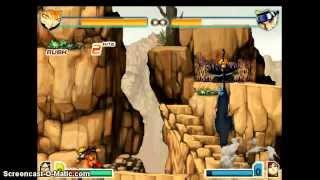 Bleach Vs Naruto parte 1/2