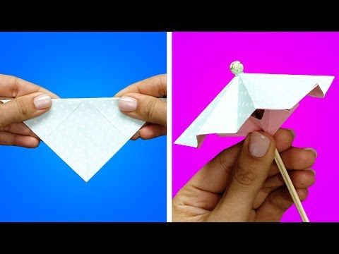 16 UNIQUE AND SIMPLE ORIGAMI IDEAS