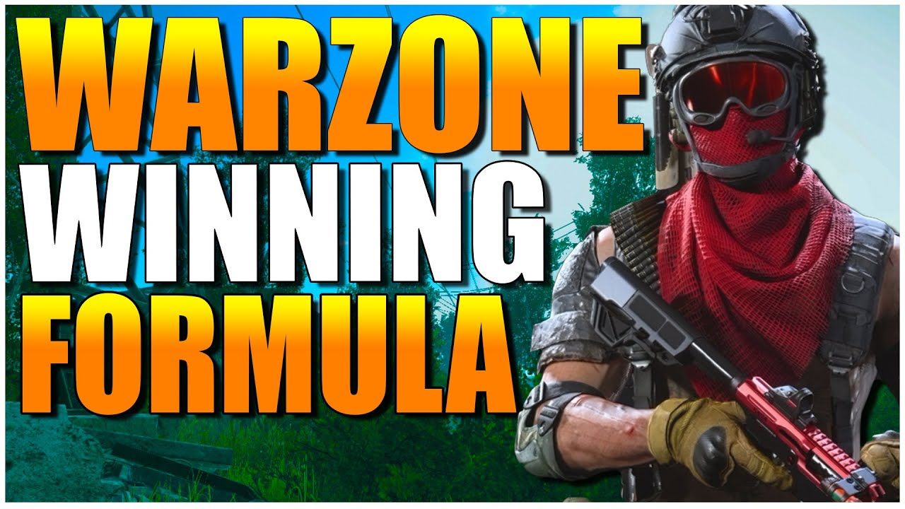 How to Win More in WARZONE! Warzone Training (Get More Wins)