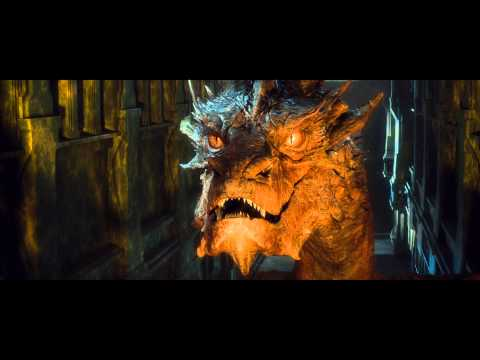 The Hobbit: Desolation of Smaug Ending