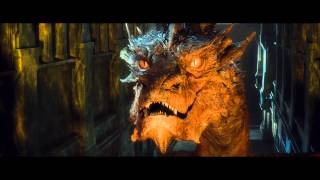 Repeat youtube video The Hobbit: Desolation of Smaug Ending [Colour Corrected]