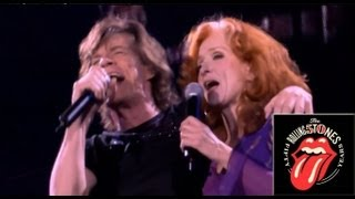 Смотреть музыкальный клип The Rolling Stones - Shine A Light - With Bonnie Rait - Live OFFICIAL