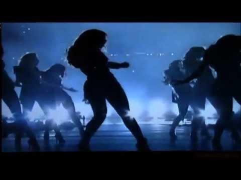 Super Bowl Half Time Beyonce Never let U Go