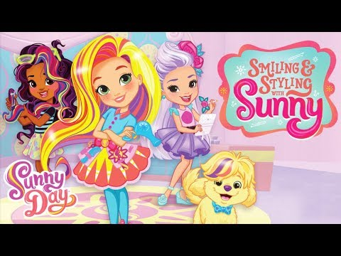 Sunny Day: Smiling And Styling With Sunny - Nick Jr. Games