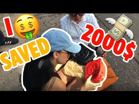I Bought FAKE GUCCI In CHINATOWN - SHE YELLED AT ME!! | Mar